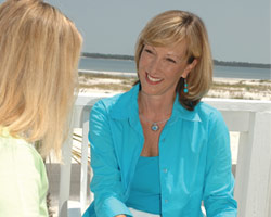 Nanci's knowledge of Navarre Beach is unsurpassed, and her clients appreciate this.